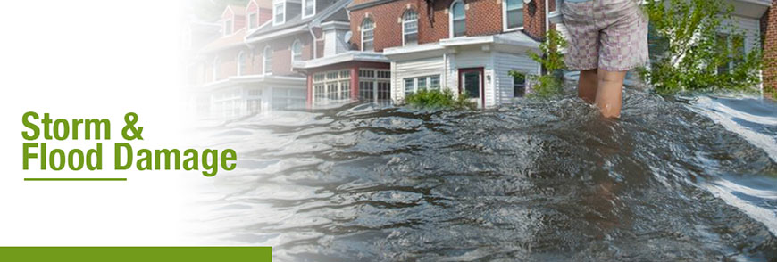 Storm & Flood Damage Restoration in Cincinnati, OH