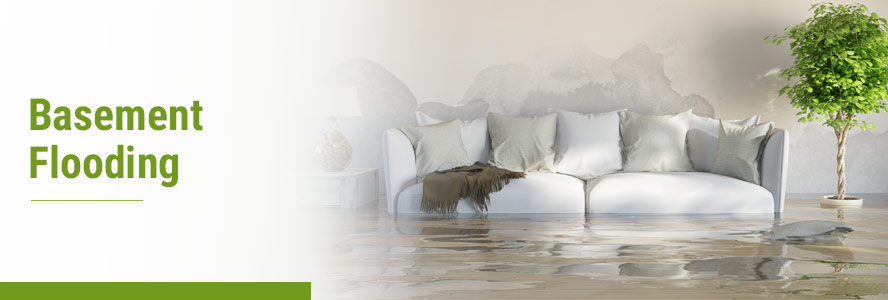 Basement Flooding Services by Teasdale Fenton