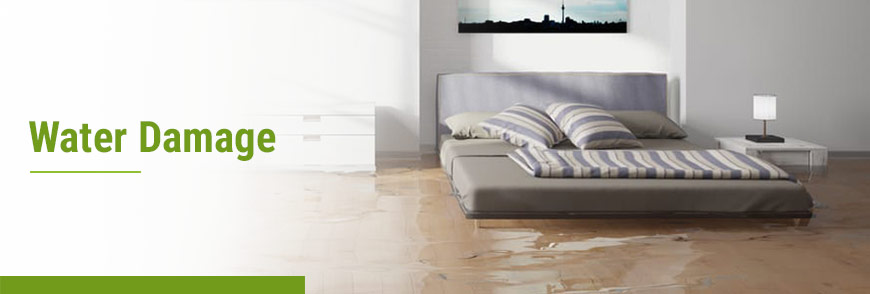 Water Damage Services by Teasdale Fenton