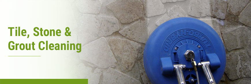 Tile, Stone and Grout Cleaning Service by Teasdale Fenton